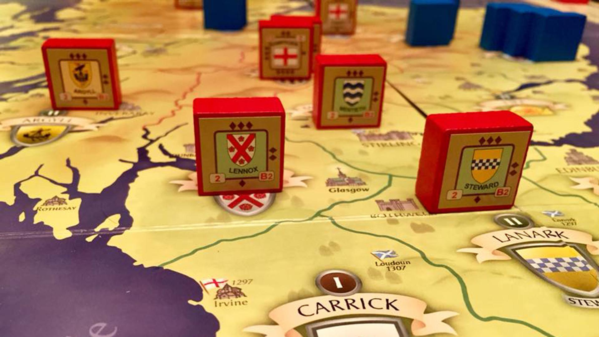 Block Wargame - Columbia Games