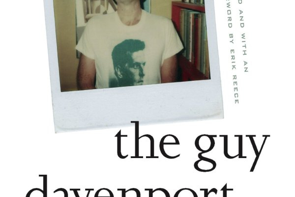 Review: The Guy Davenport Reader