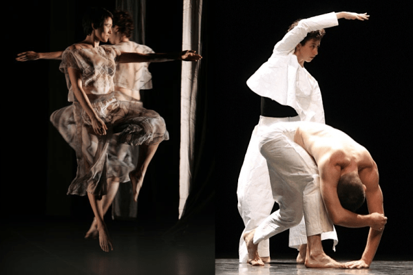 Review: Trisha Brown Dance Company
