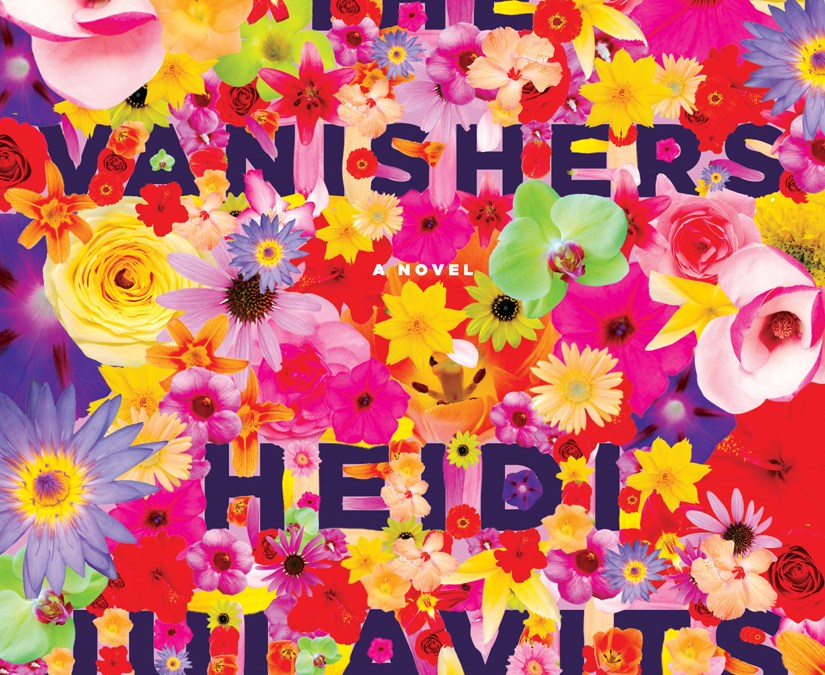 Review: The Vanishers by Heidi Julavits