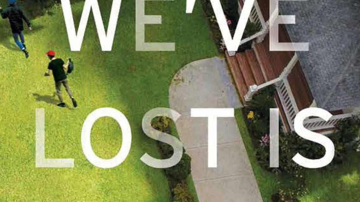 Review: What We've Lost is Nothing by Rachel Louise Snyder