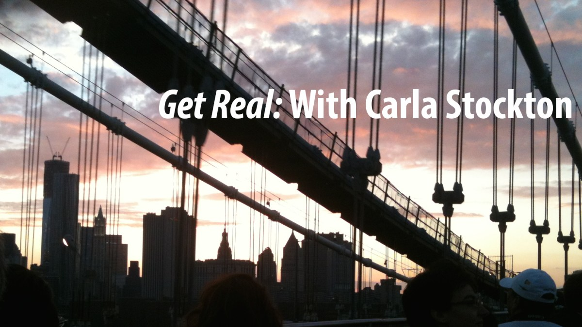 Get Real: Once Upon a Time in Central Park