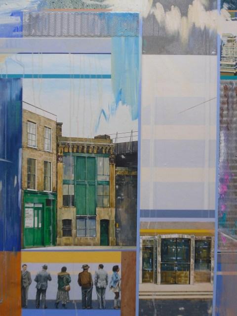 Art by Lisa Lygo: Five Paintings