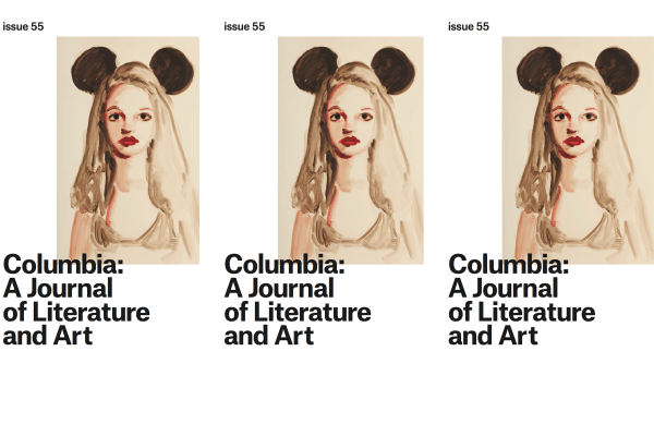 The new issue of Columbia: A Journal of Literature and Art is here!