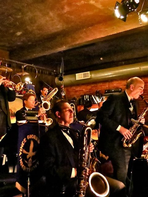 """""""Keeping Big Band Jazz Alive: Vince Giordano and the Nighthawks"""" by Emmett Lindner"""
