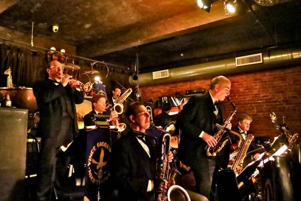 """Keeping Big Band Jazz Alive: Vince Giordano and the Nighthawks"" by Emmett Lindner"