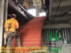 ESS Monumental Stair Installation