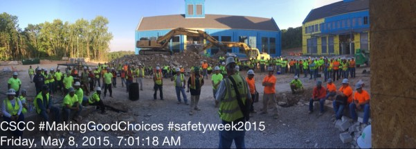 Making Good Choices Safety Meeting