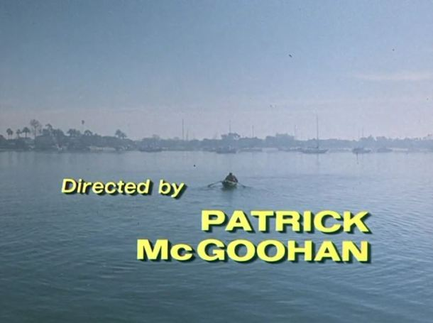 Last Salute to the Commodore Patrick McGoohan