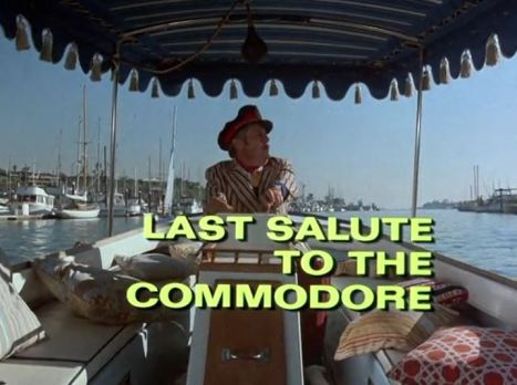 Last Salute to the Commodore opening titles