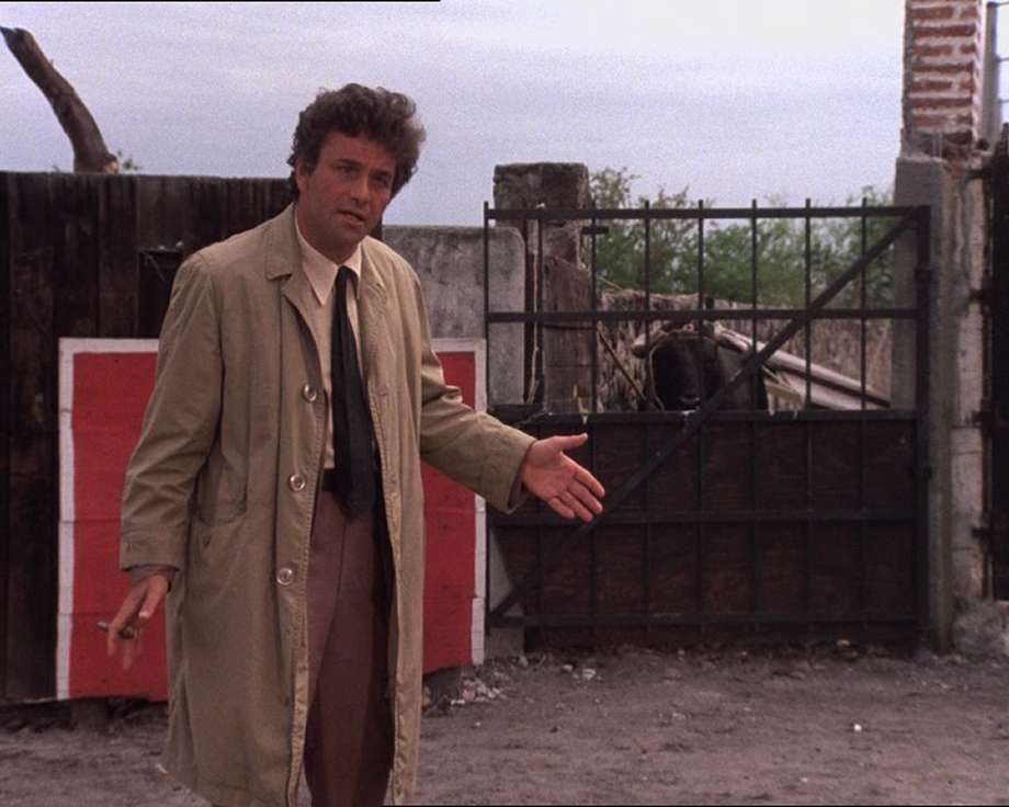 Columbo Matter of Honor
