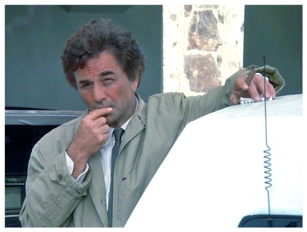 Columbo facts