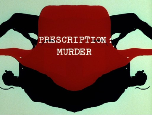 Columbo Prescription: Murder opening titles