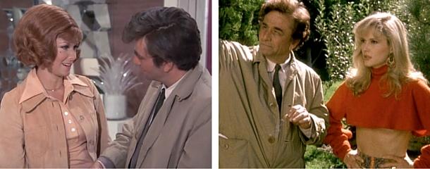Columbo era comparisons