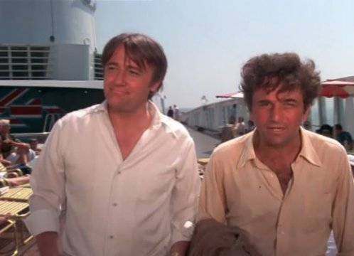 Columbo Troubled Waters falk and vaughn