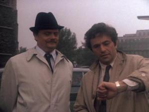 Columbo Dagger Mind watch