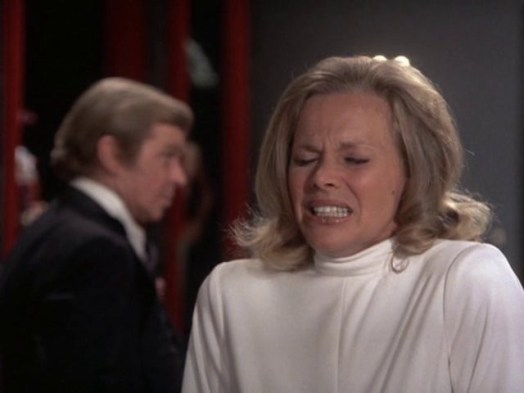 Columbo Dagger of the Mind Honor Blackman