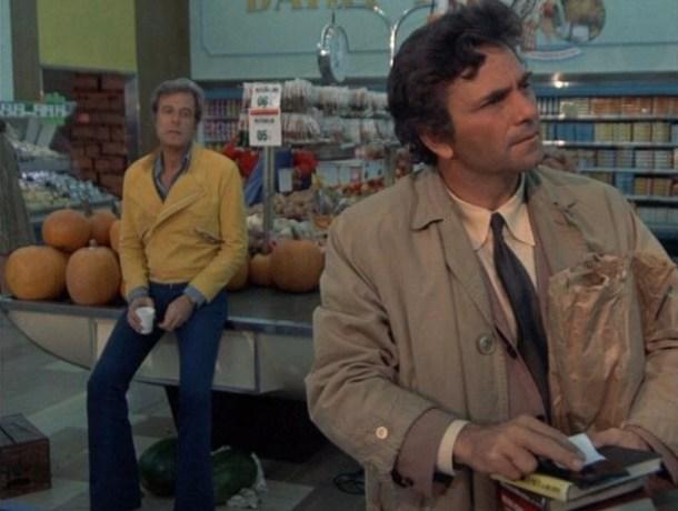 Columbo Double Exposure Robert Culp yellow jacket