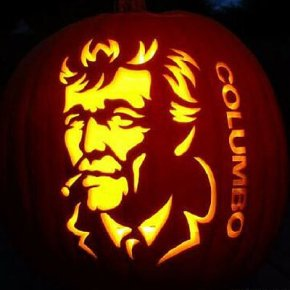 Columbo's Halloween connections