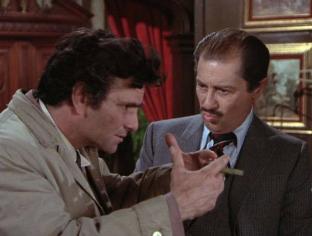 Columbo Candidate for Crime Vito Scotti