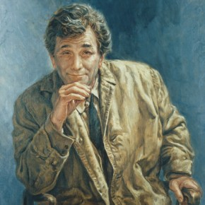 How you could own the Columbo portrait from Murder, A Self Portrait