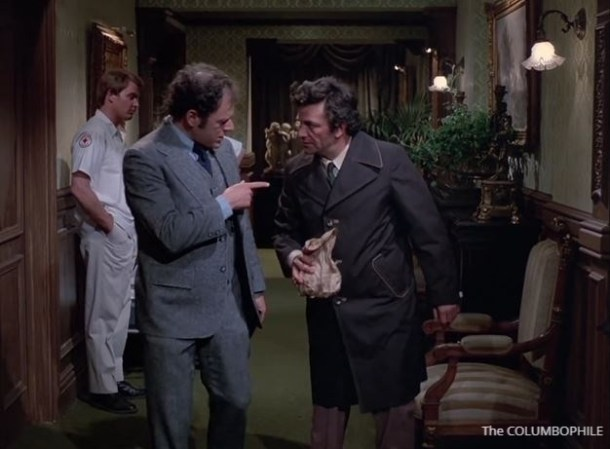 Columbo Now You See Him