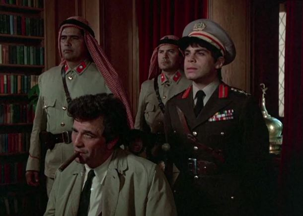 Columbo A Case of Immunity