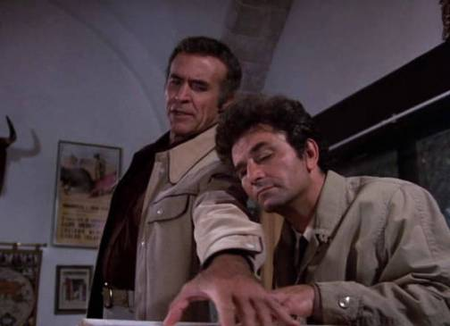 Columbo A Matter of Honor