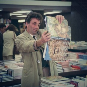 Iconic Columbo book to be reissued!