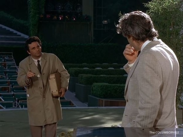 Columbo Etude in Black John Cassavetes