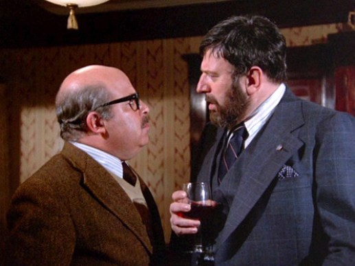 Columbo Bertie Hastings and Oliver Brandt
