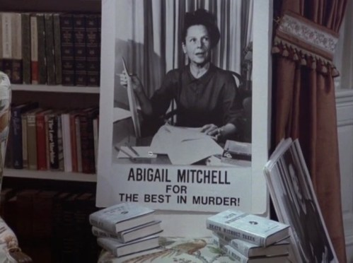 Columbo Abigail Mitchell