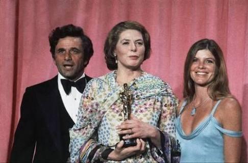 Peter Falk 1975 Oscars