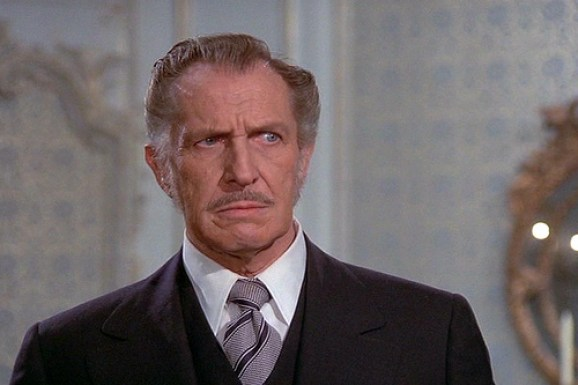 Columbo Vincent Price