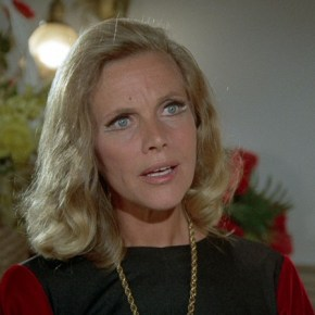 So long Lily Stanhope, RIP Honor Blackman