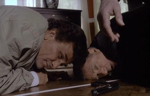 Columbo Agenda for Murder Sergeant Kramer