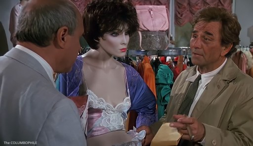 Columbo Murder in Malibu panties