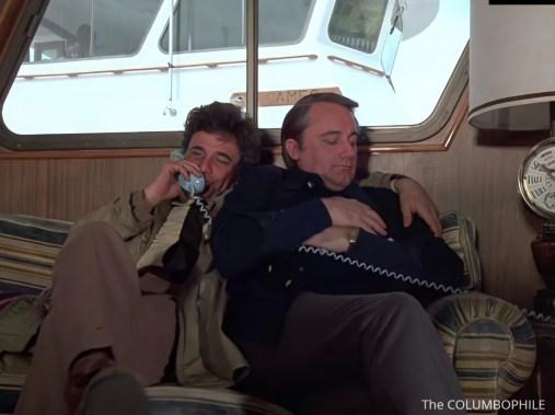 Columbo Last Salute Robert Vaughn