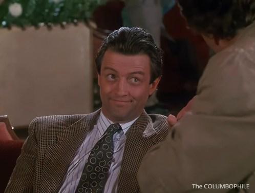 Columbo Uneasy Lies the Crown Wesley Corman