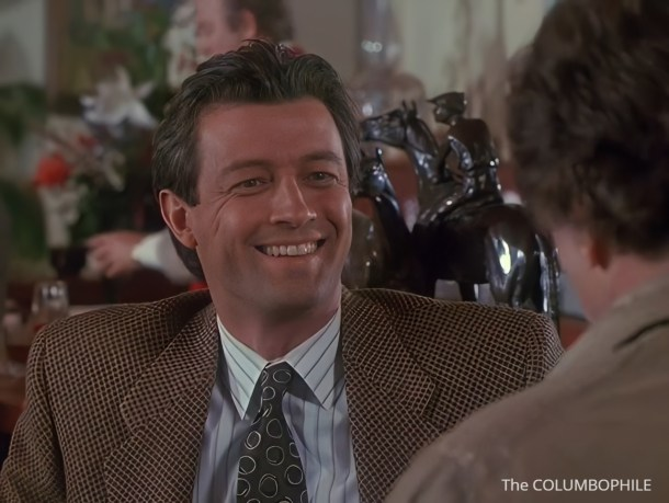 Columbo Uneasy Lies the Crown James Read
