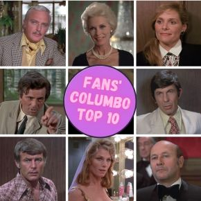 Columbo top 10 episodes as voted for by the fans: 2020 edition