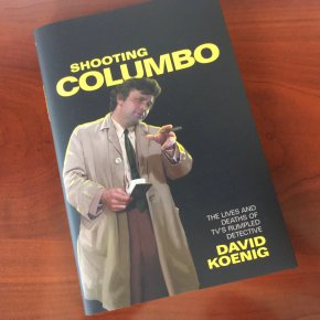 New behind-the-scenes Columbo book on sale now!