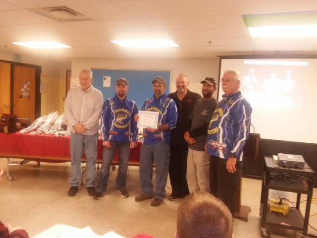 CBM Team recognized for all their efforts.