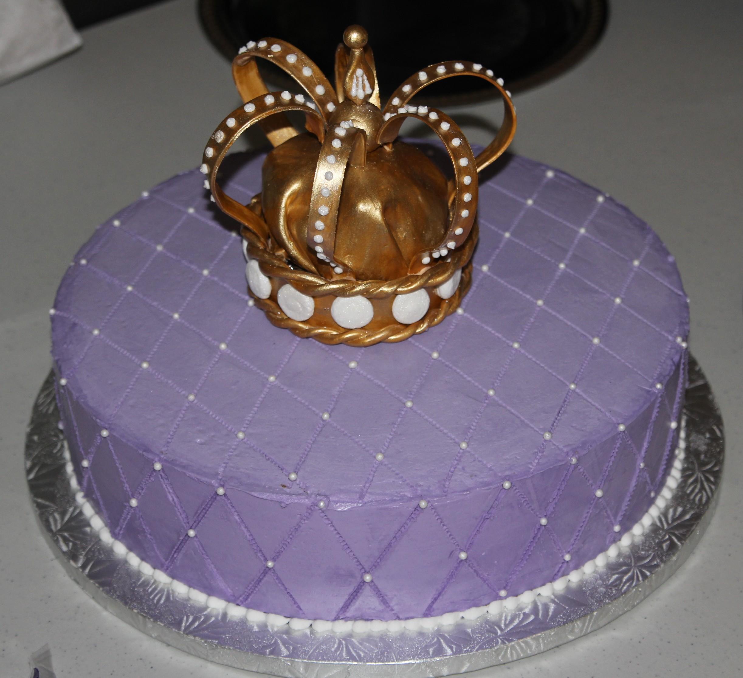 Queen Cake Columbus Cake Company