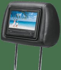 Headrest Video Monitors