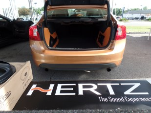Tent Sale 2016 at our Morse Road Location - Hertz Demo Vehicle