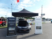 Tent Sale 2016 at our Morse Road Location - Pioneer Demo Vehicle