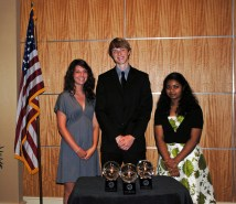 2011 Agriscience Student Award winners