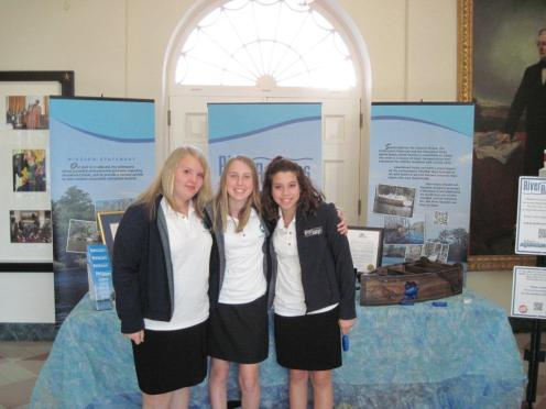 River Rangers, White House Science Fair