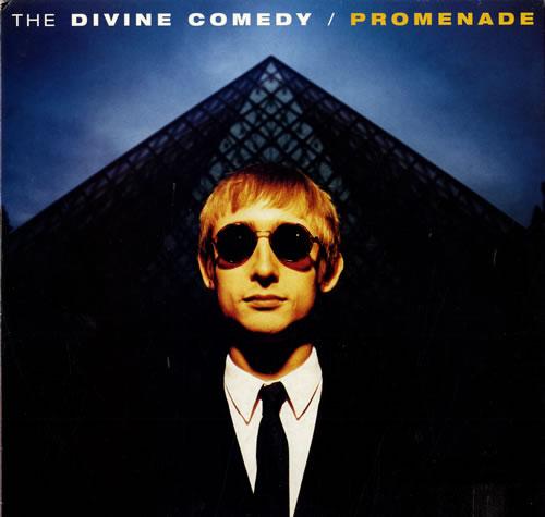 """בין דנטה לפרנסואה טריפו /// האזנה חוזרת ל""""Promenade"""" של The Divine Comedy"""